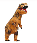 Inflatable T REX Anime Cosplay Dinosaur For Adult Men Women Kids Dino Cartoon Halloween Costume