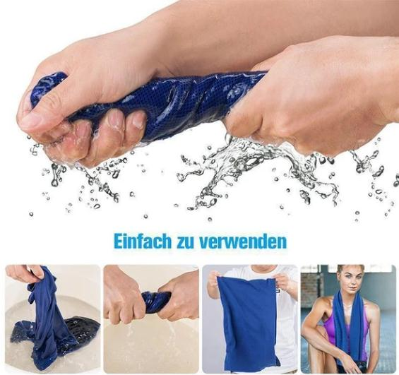 Cooling towel 【Buy more discounts more】
