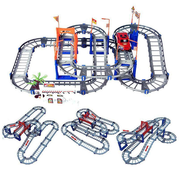 Electronic Car Racing Track