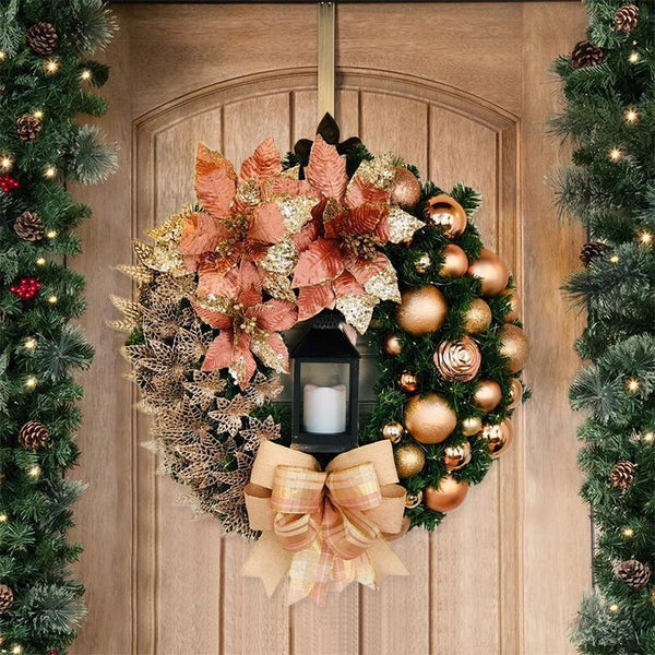 Elegant christmas wreath(🔥BUY 2 FREE SHIPPING)
