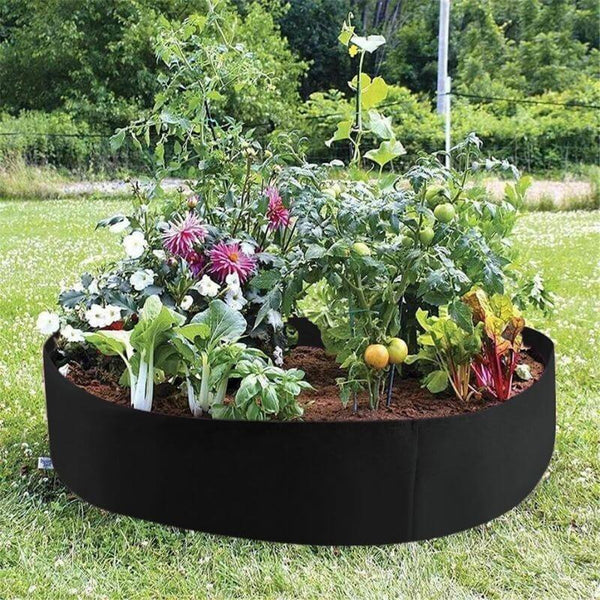 FABRIC RAISED BED
