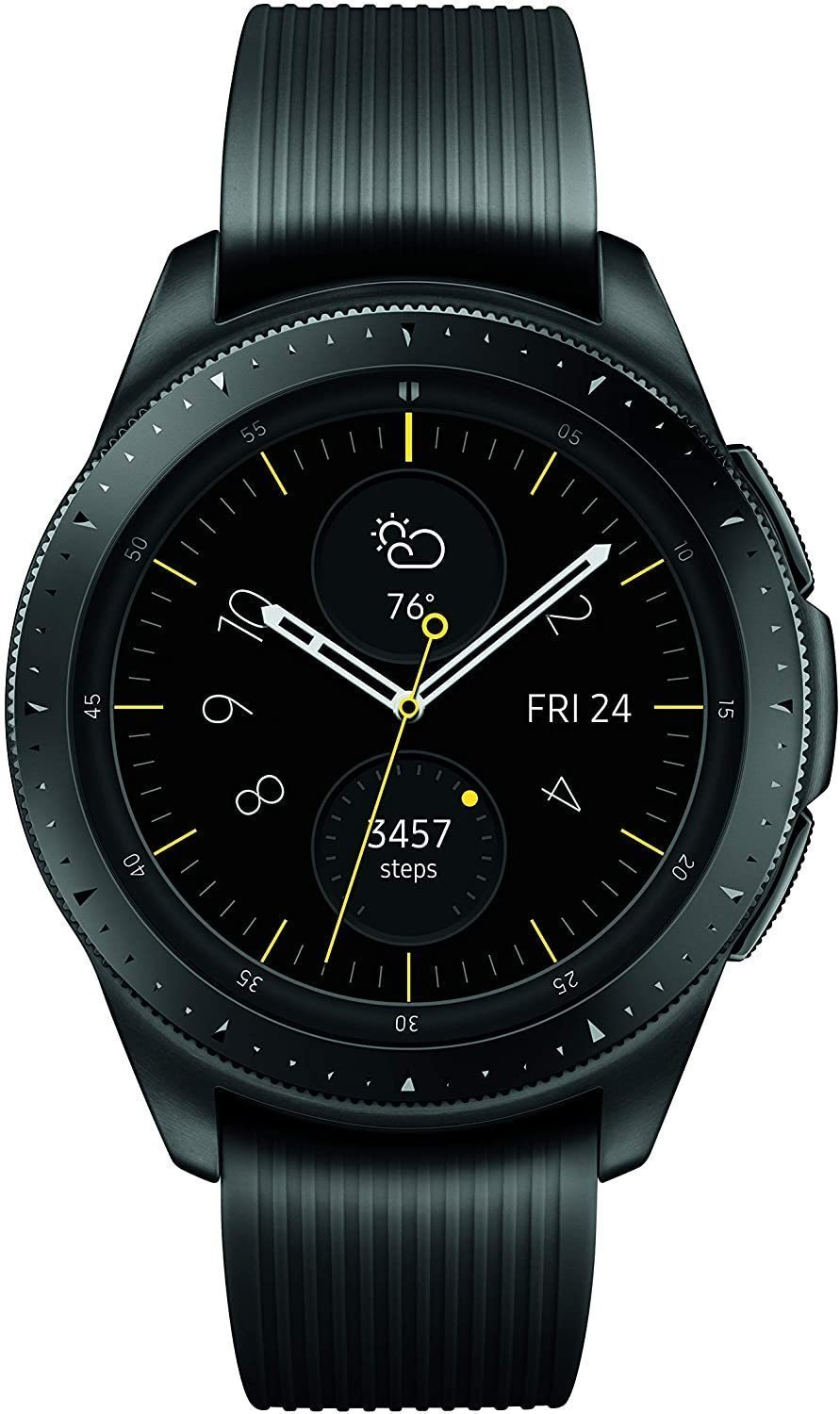 2020 Latest Version Smartwatch – Silver/Black