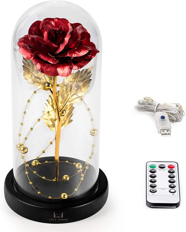 Louis Garden Beauty and The Beast Rose Kit