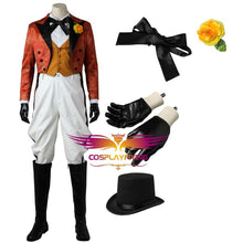 Load image into Gallery viewer, DC Comics Joker Gotham Jerome Valeska Cosplay Costume for Halloween Carnival
