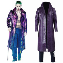 Load image into Gallery viewer, DC Comics Suicide Squad Jared Leto Joker Cosplay Costume Version A For Halloween Carnival