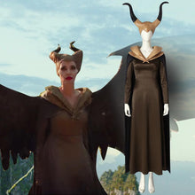 Load image into Gallery viewer, Disney Maleficent 2: Mistress of Evil Badass Godmother Cosplay Costume for Halloween Carnival