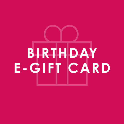 Kreativ Design Birthday E-Gift Cards - KREATIV DESIGN