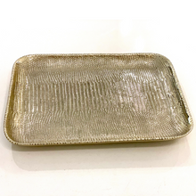 Load image into Gallery viewer, Beatriz Ball Snake Texture Rectangular Dish
