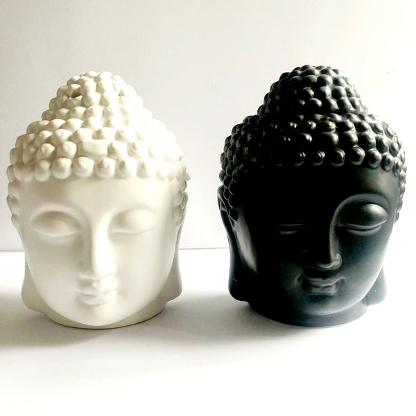 Buddha Head Wax Melter / Burner