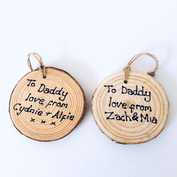 Personalised Wooden Plaque Gift Box