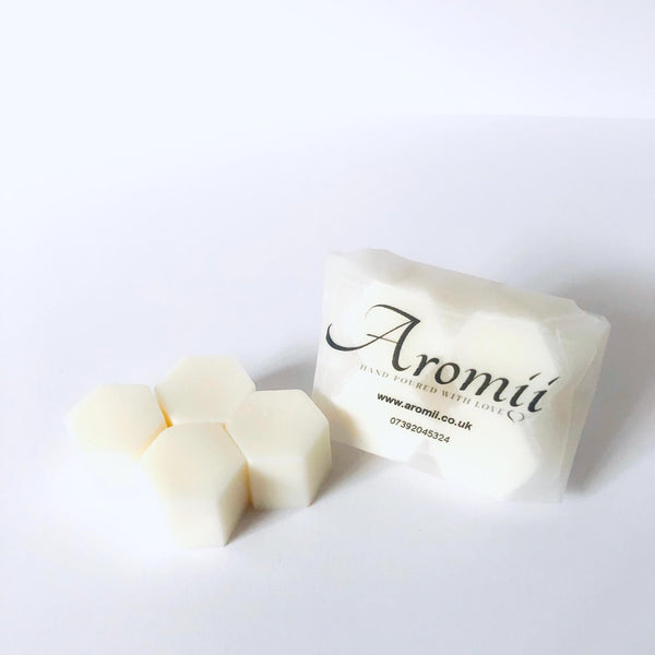 4  Luxury Wax Melts