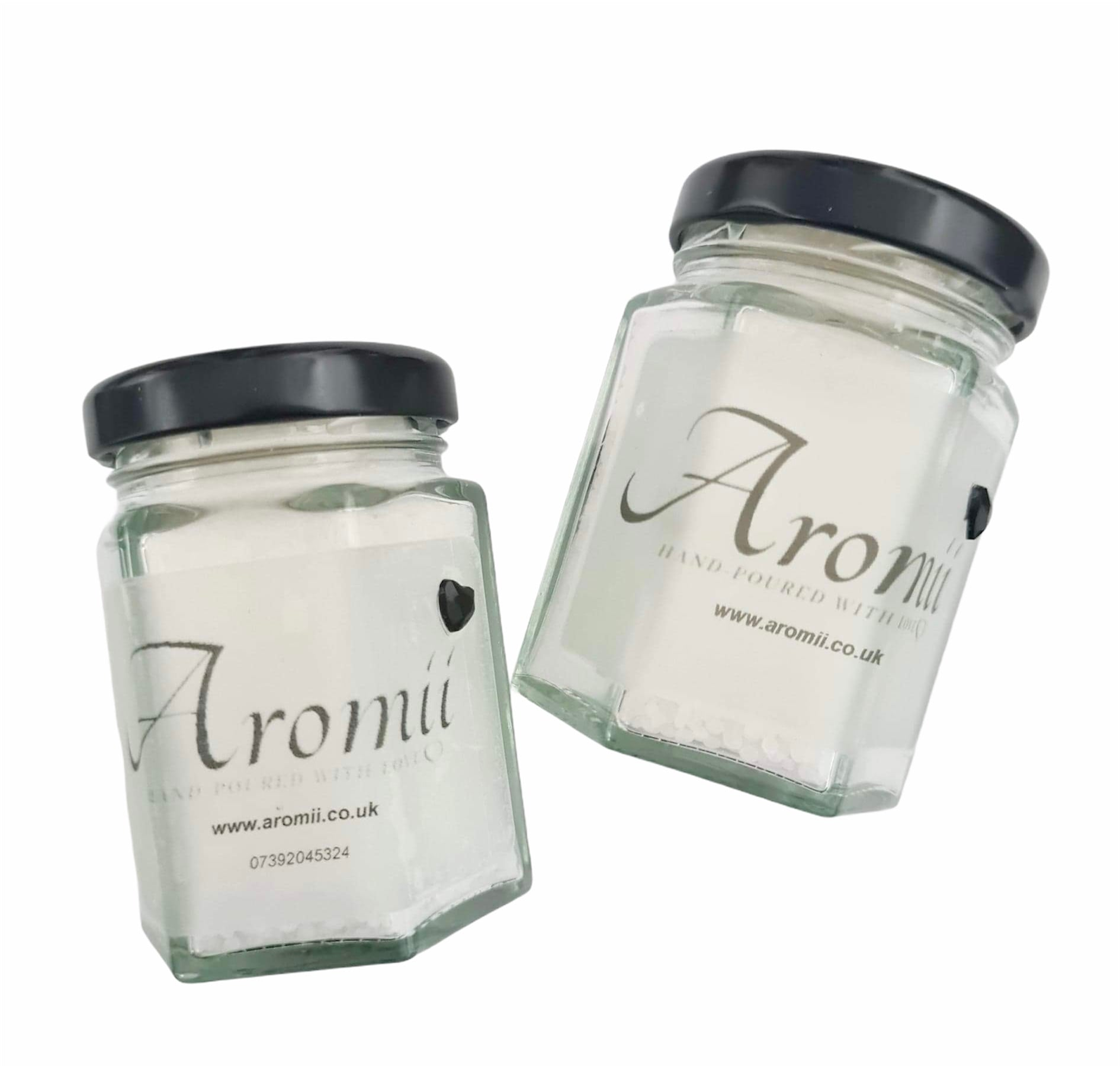 Duo of Aromii Crystals