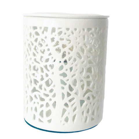 Tree Silhouette Electric Wax Burner / Melter