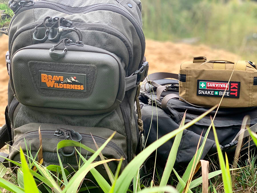 Brave Wilderness Bags