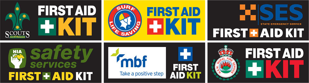 First Aid Corporate Branding