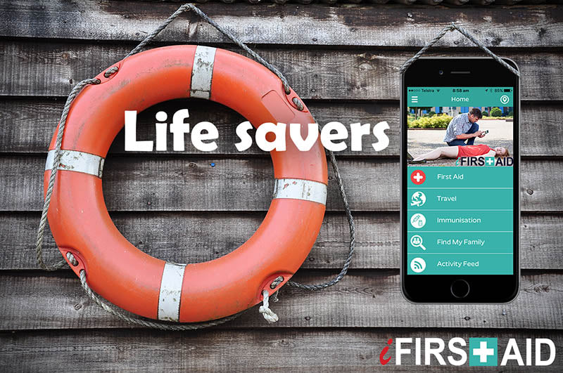 iFirstAid - Your life saver