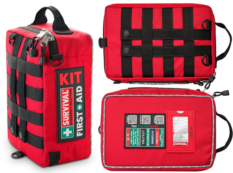 SURVIVAL Home First Aid KIT