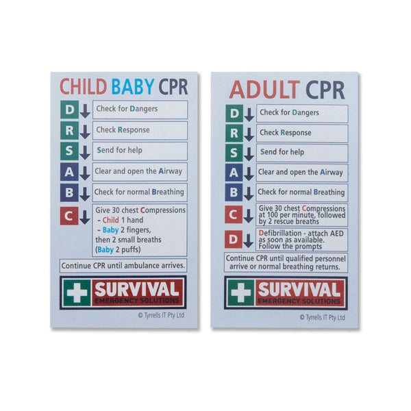 CPR Card