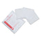 Cotton gauze swabs sterile 7.5cm x 7.5cm