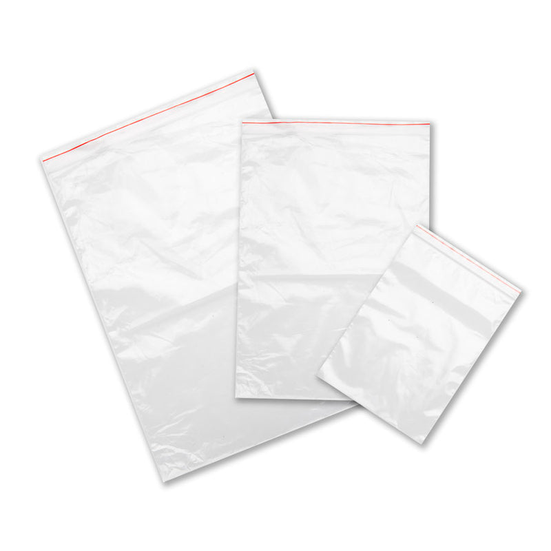 Plastic bags (3 sizes)