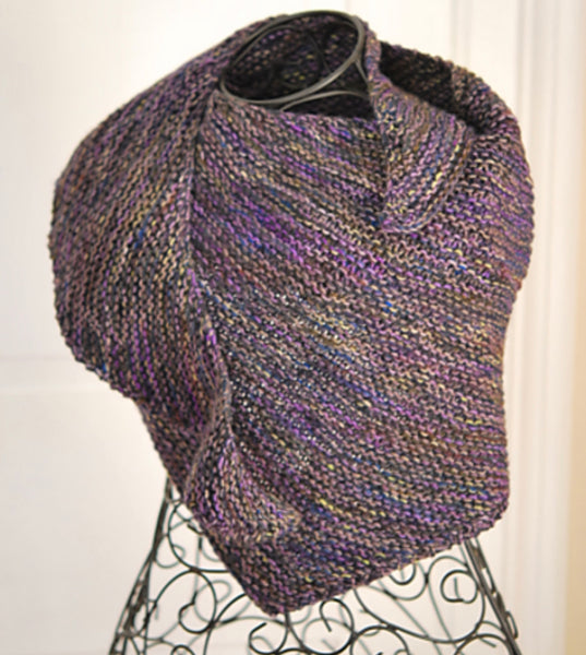 Stash Buster Shawl