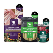 Billy + Margot Wild Mealtime Bundle