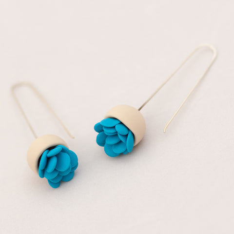 Bell Flower Earrings (other colors available)