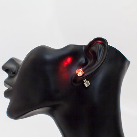 Flashing Night LED Earrings