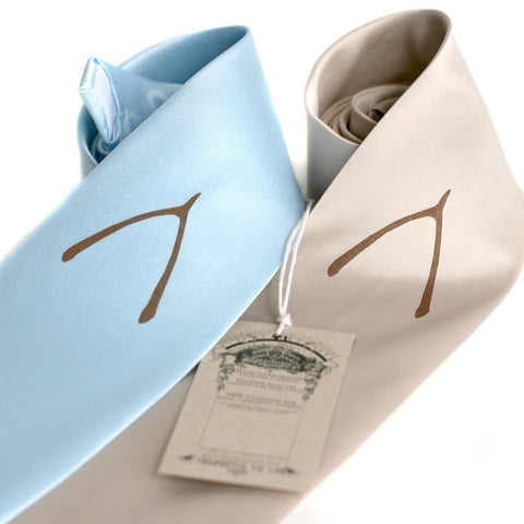Silk Wishbone Tie (other colors available)