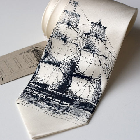 Silk Clippership Tie (other colors available)