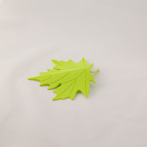 Green Leaf Door Stopper