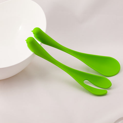 Salad Bowl and servers