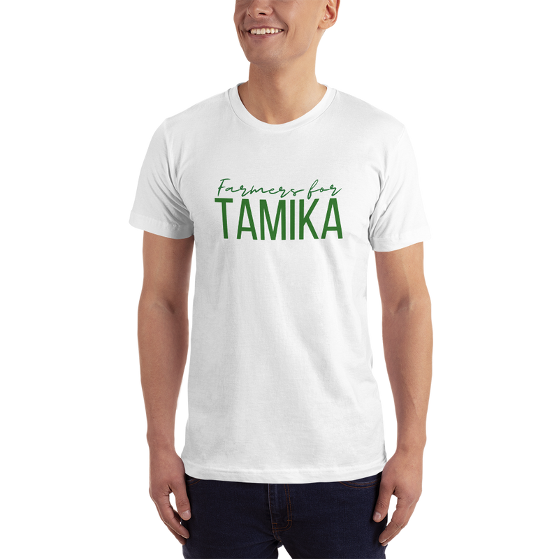 Farmers for Tamika T-Shirt