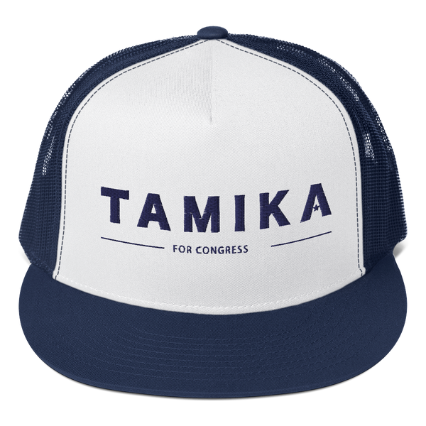 Tamika for Congress Trucker Hat