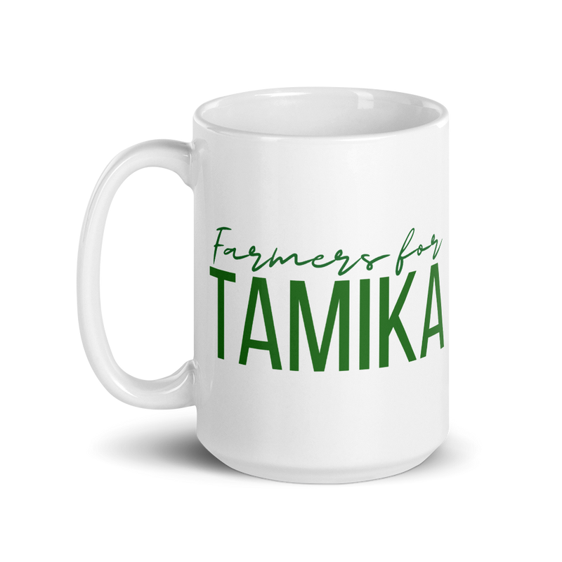 Farmers for Tamika Mug