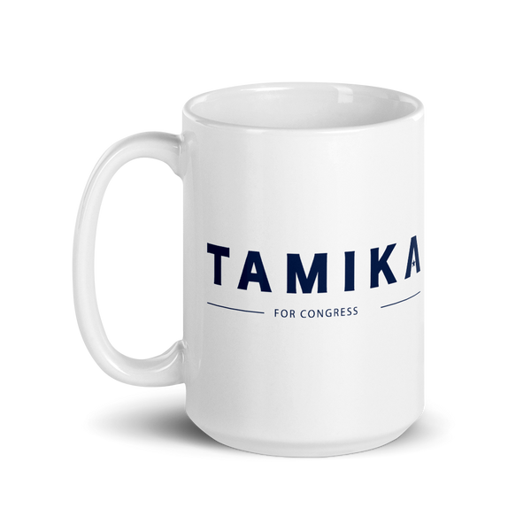 Tamika for Congress Mug