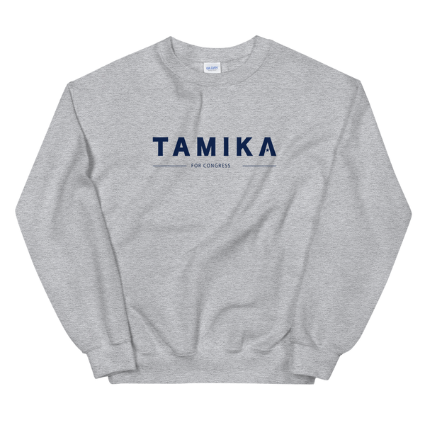 Tamika for Congress Sweatshirt