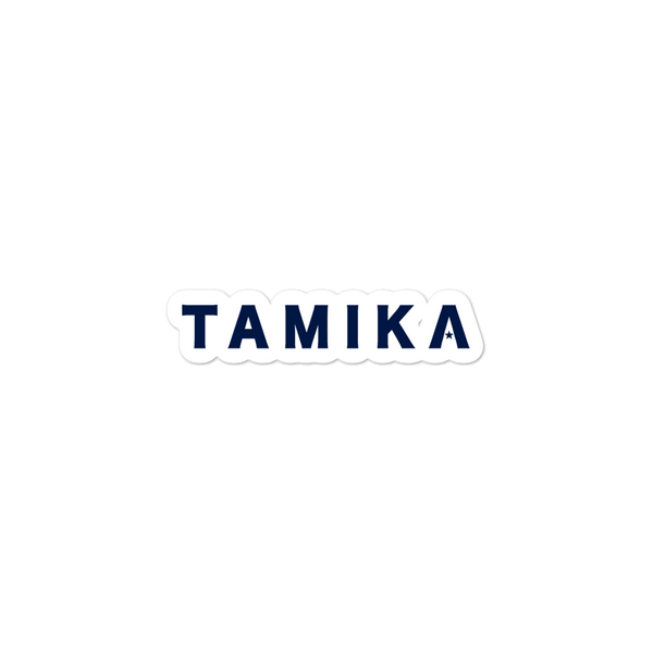 Tamika Stickers