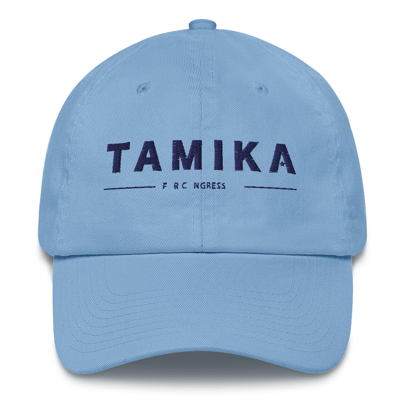 Tamika for Congress Dad Hat