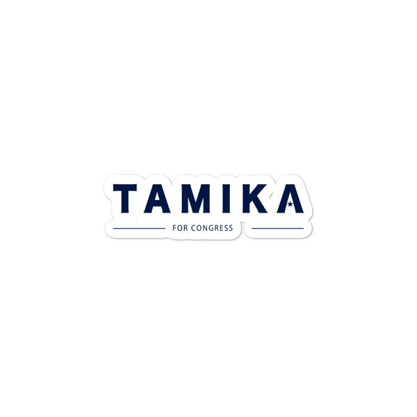 Tamika for Congress Stickers