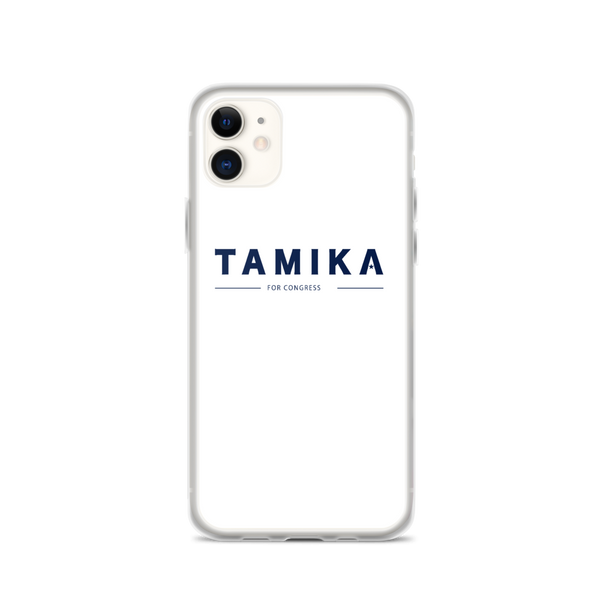 Tamika for Congress iPhone Case