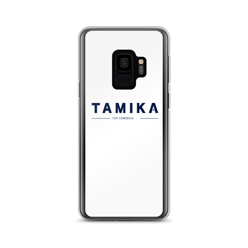 Tamika for Congress Samsung Case