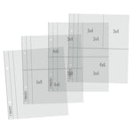 "Flipbook 6x8"" Multi Pack Page Protectors"