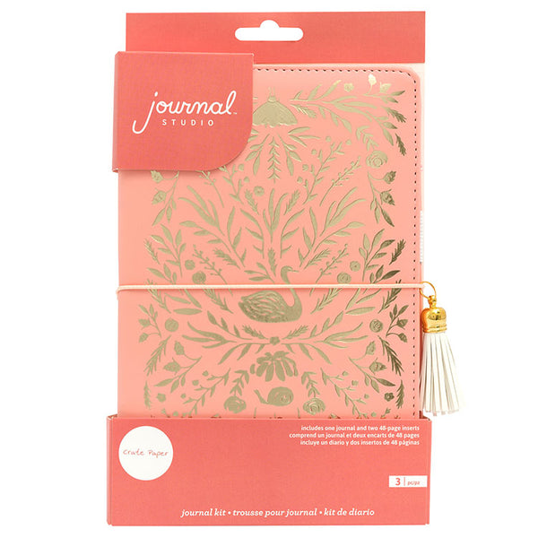 Journal Kit Studio Collection - Swan