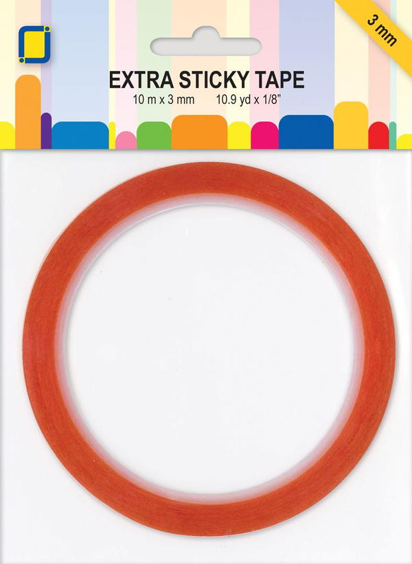 Extra Sticky Tape - 3mm