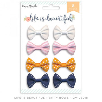 Life Is Beautiful Bitty Bows