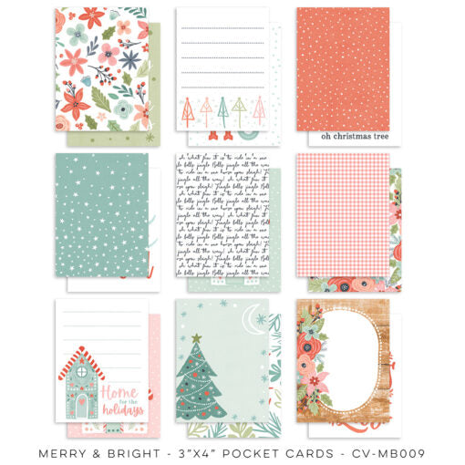Merry & Bright - Pocket Cards
