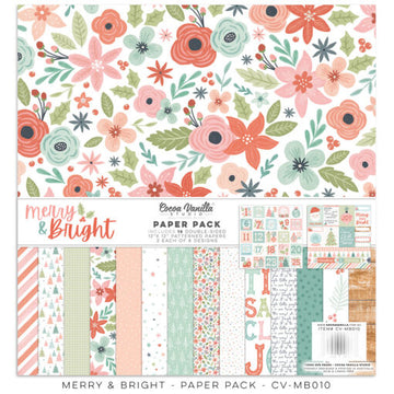 "Merry & Bright - Collection Kit 12 x 12""Paper"