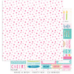 "Make A Wish Party Mix 12x12""Paper"