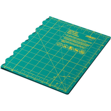 OLFA Folding Cutting Mat 12x17""